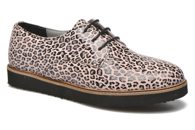 Zapatos promocionales Ippon Vintage James Léo (Rosa) - Zapatos con cordones   Casual salvaje