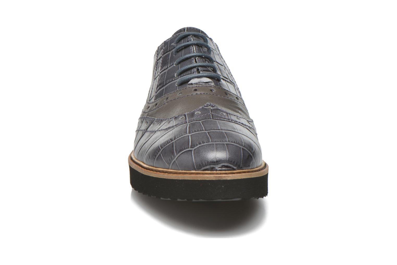 Schnürschuhe Ippon Vintage Andy croco grau schuhe getragen