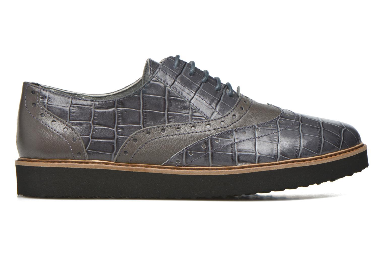 Chaussures à lacets Ippon Vintage Andy croco Gris vue derrière