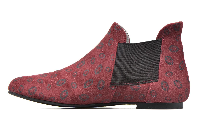 Stiefeletten & Boots Ippon Vintage Peal Kiss weinrot ansicht von vorne