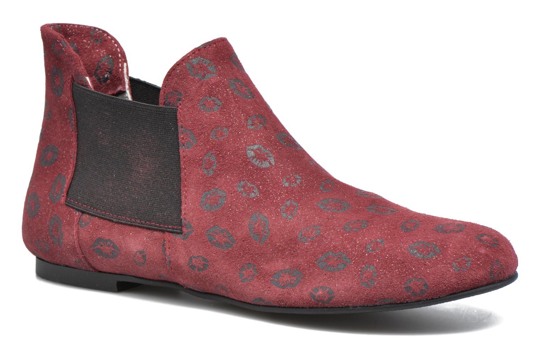 Stiefeletten & Boots Ippon Vintage Peal Kiss weinrot detaillierte ansicht/modell
