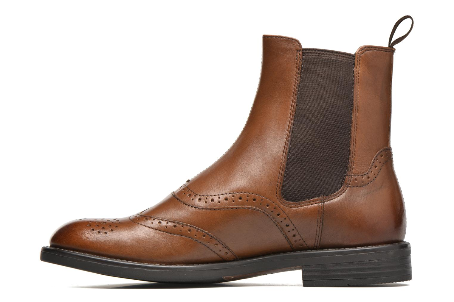 Ankle boots Vagabond Shoemakers AMINA 4203-001 Brown front view