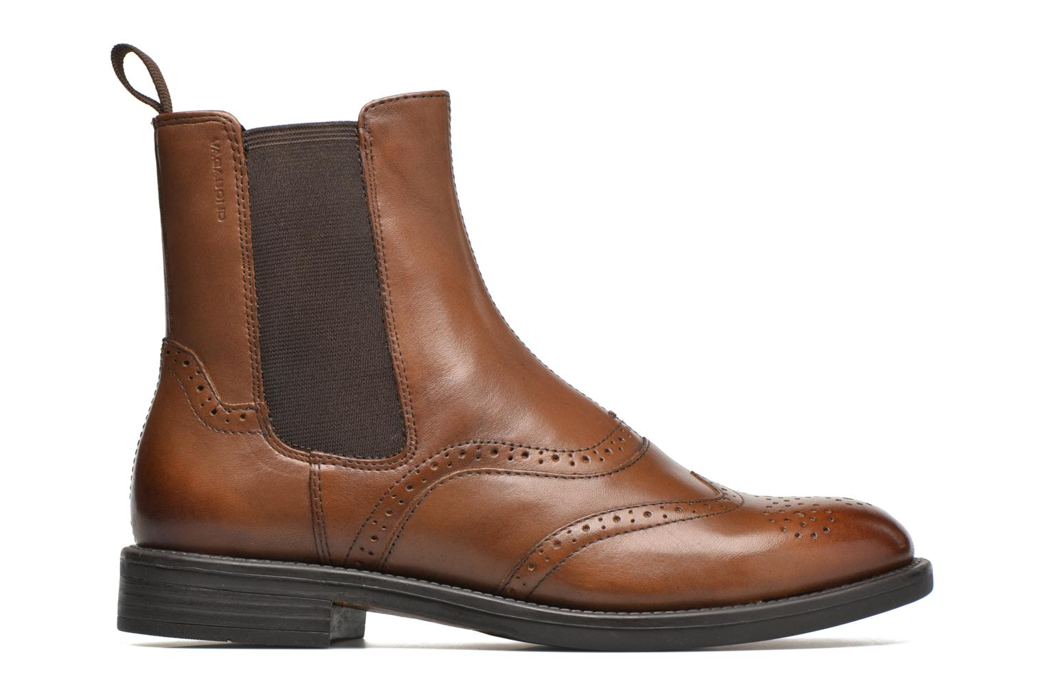 Ankle boots Vagabond Shoemakers AMINA 4203-001 Brown back view