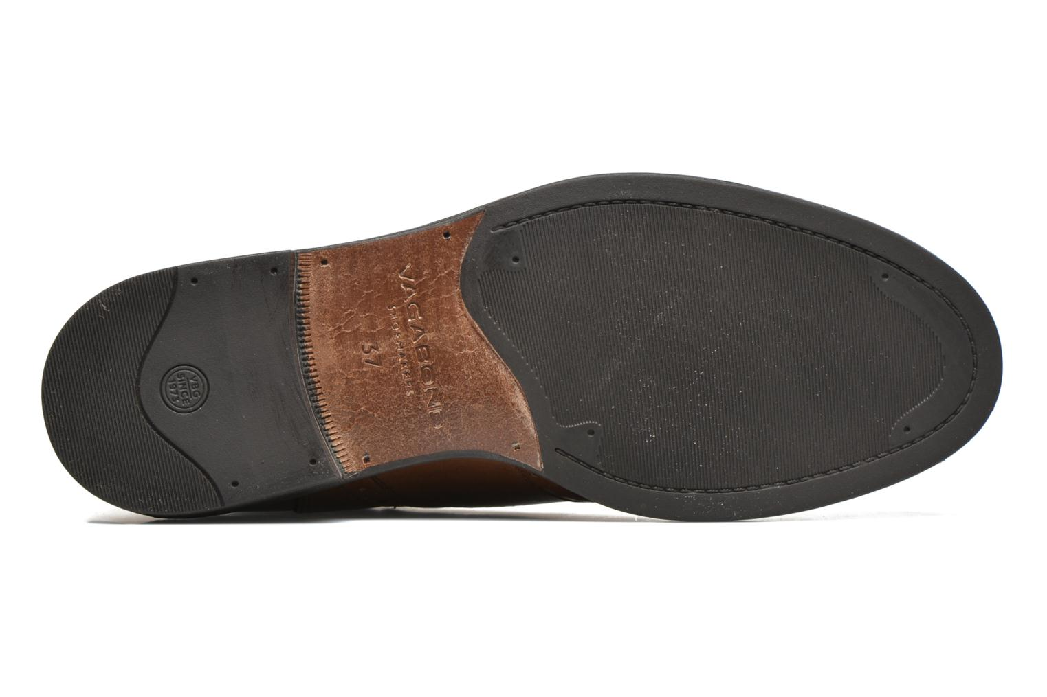 Ankle boots Vagabond Shoemakers AMINA 4203-001 Brown view from above
