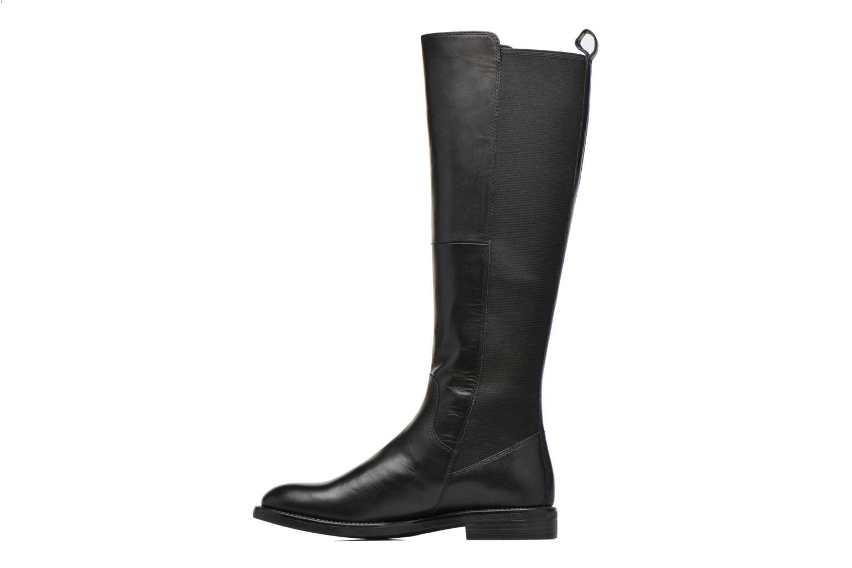 Bottes Vagabond Shoemakers AMINA 4203-301 Noir vue face