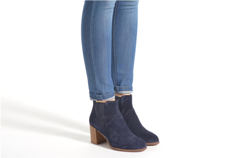 Stiefeletten & Boots Vagabond ANNA 4221-040 blau ansicht von unten / tasche getragen