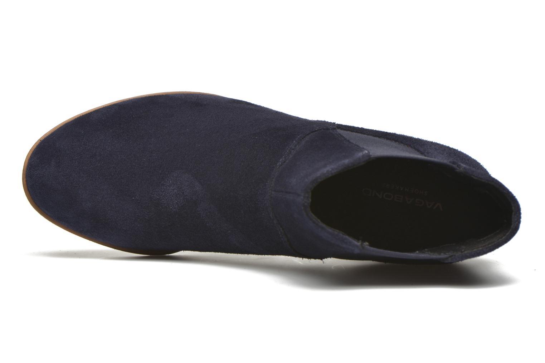 Stiefeletten & Boots Vagabond ANNA 4221-040 blau ansicht von links