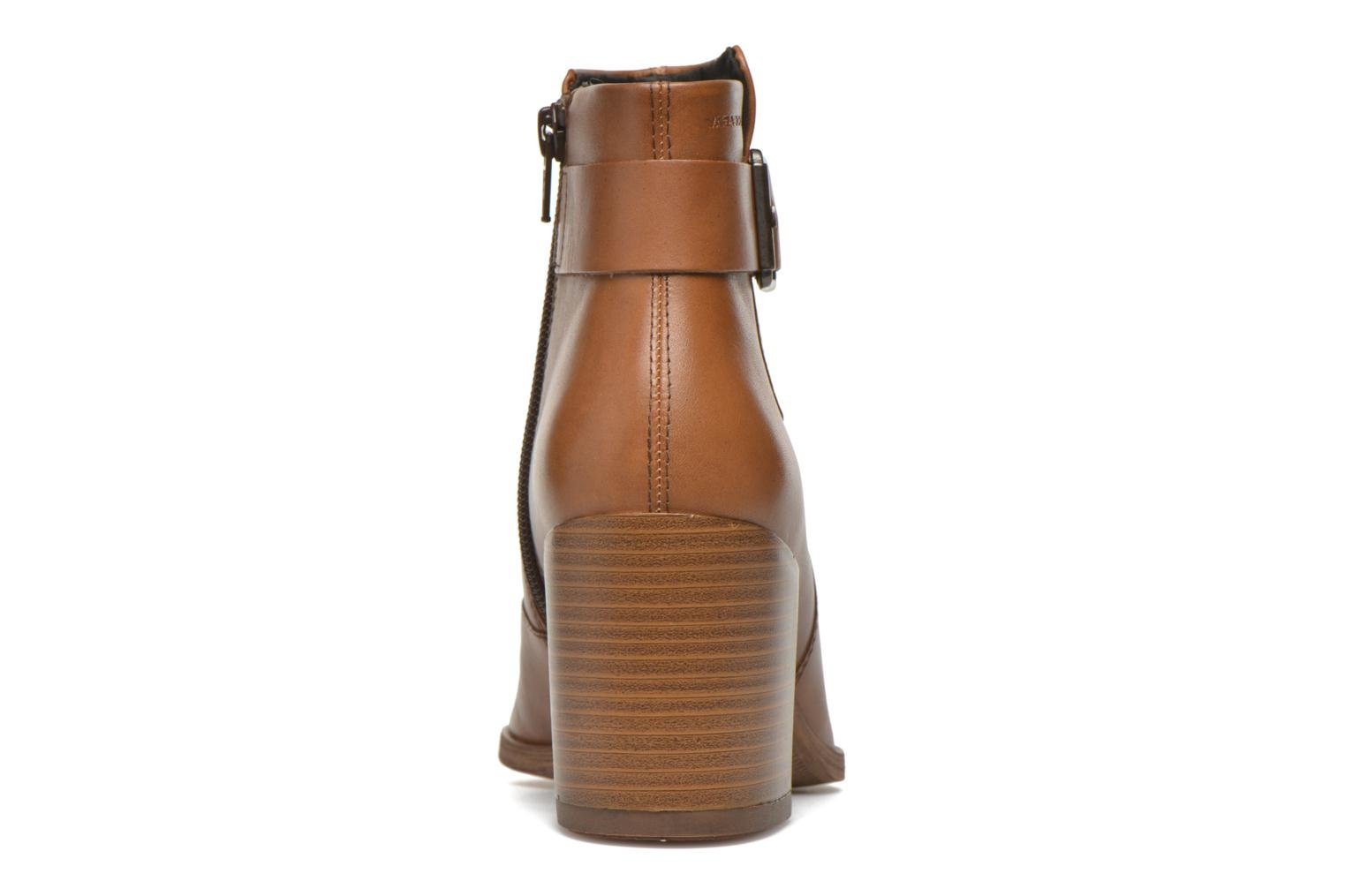 Ankle boots Vagabond ANNA 4221-101 Brown view from the right