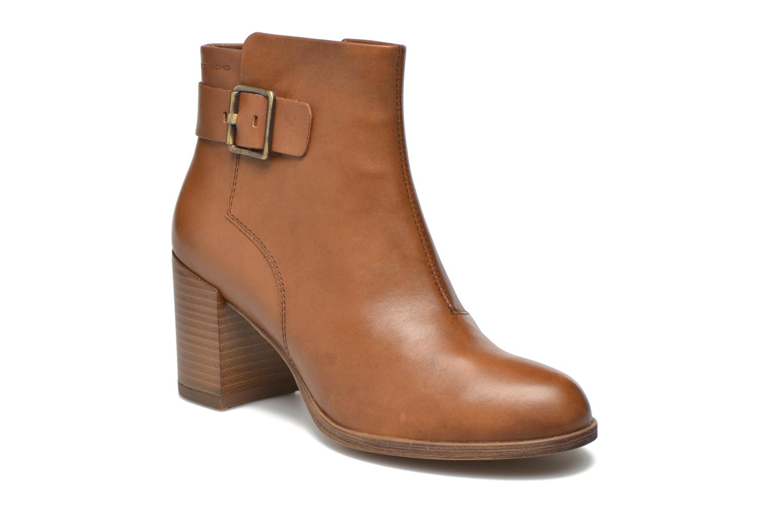 Ankle boots Vagabond ANNA 4221-101 Brown detailed view/ Pair view