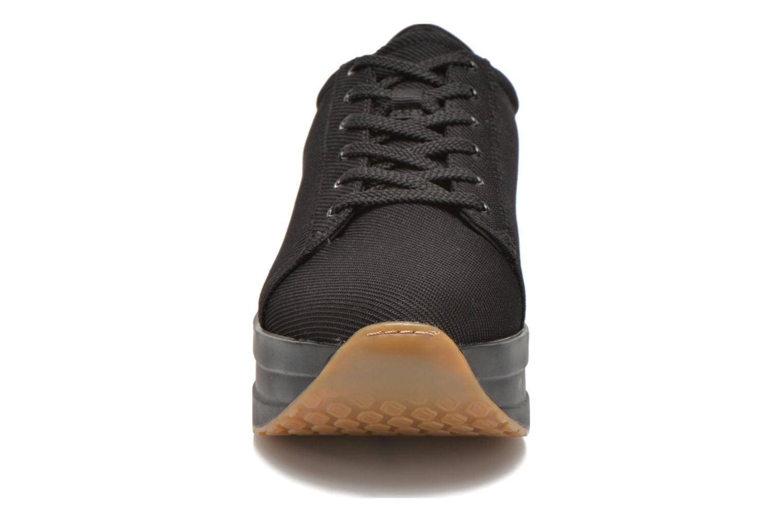 Sneaker Vagabond Shoemakers CASEY 4222-080 schwarz schuhe getragen