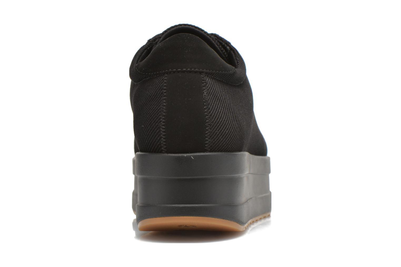 Sneaker Vagabond Shoemakers CASEY 4222-080 schwarz ansicht von rechts
