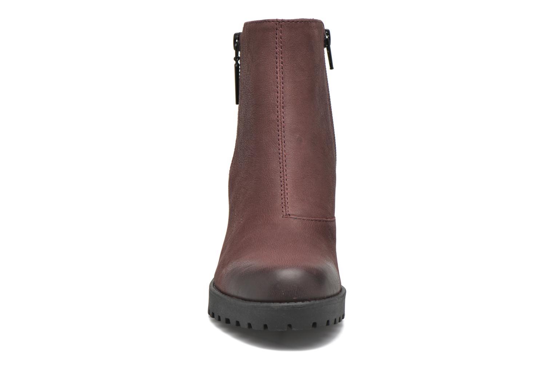 Bottines et boots Vagabond Shoemakers GRACE 4228-350 Bordeaux vue portées chaussures