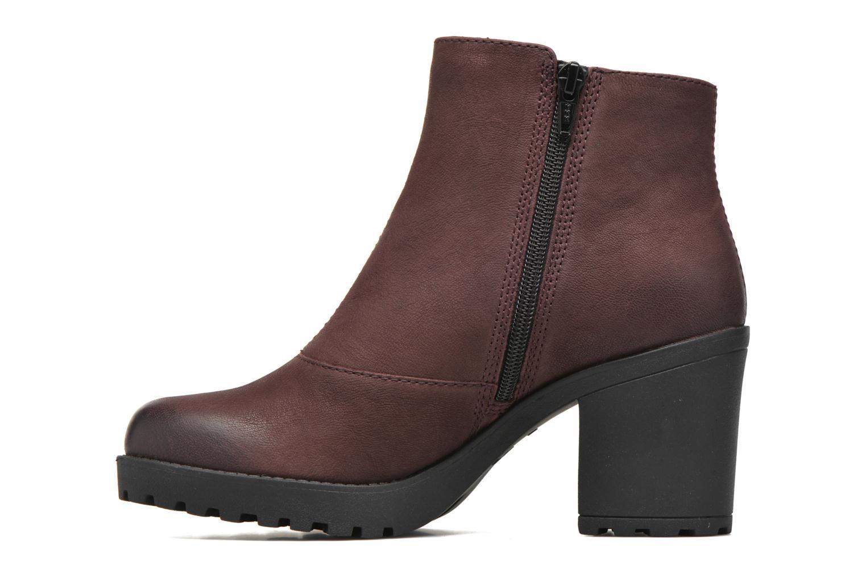 Bottines et boots Vagabond Shoemakers GRACE 4228-350 Bordeaux vue face