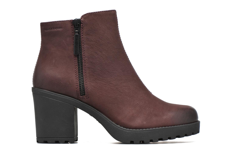 Bottines et boots Vagabond Shoemakers GRACE 4228-350 Bordeaux vue derrière