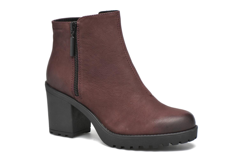 Bottines et boots Vagabond Shoemakers GRACE 4228-350 Bordeaux vue détail/paire