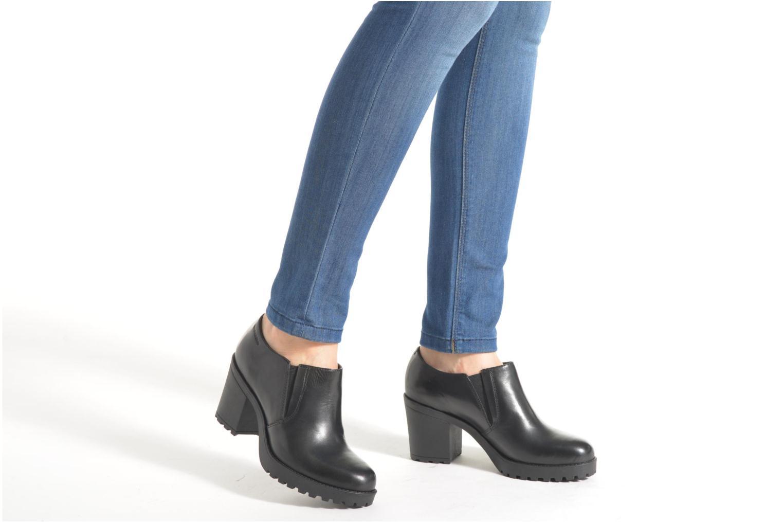 Bottines et boots Vagabond Shoemakers GRACE 4228-501 Noir vue bas / vue portée sac
