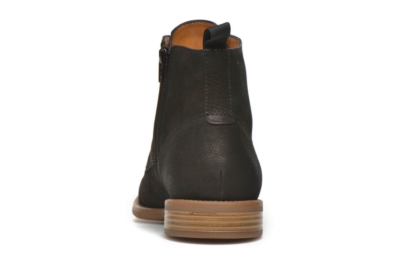 Boots en enkellaarsjes Vagabond SALVATORE 4264-050 Zwart rechts