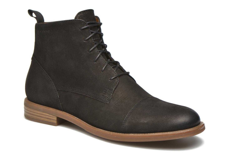 Boots en enkellaarsjes Vagabond SALVATORE 4264-050 Zwart detail