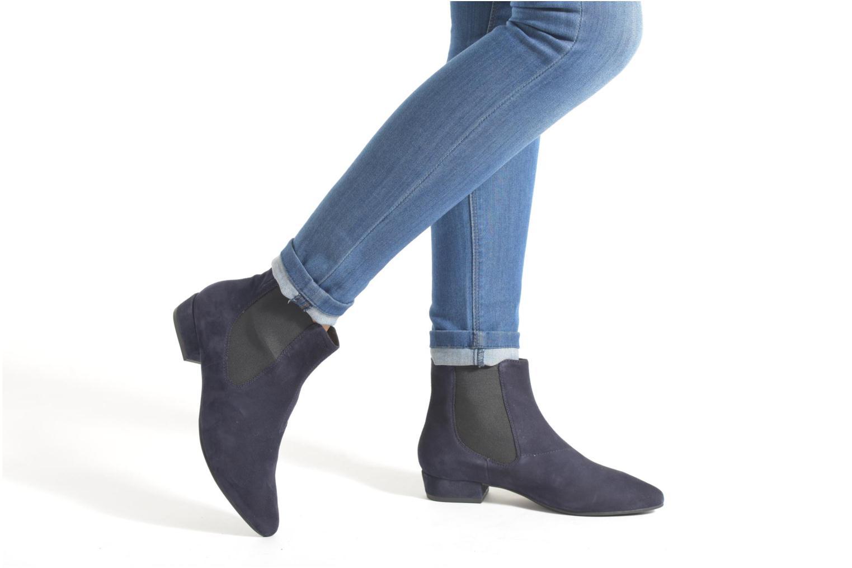 Bottines et boots Vagabond SARAH 4206-140 Bleu vue bas / vue portée sac