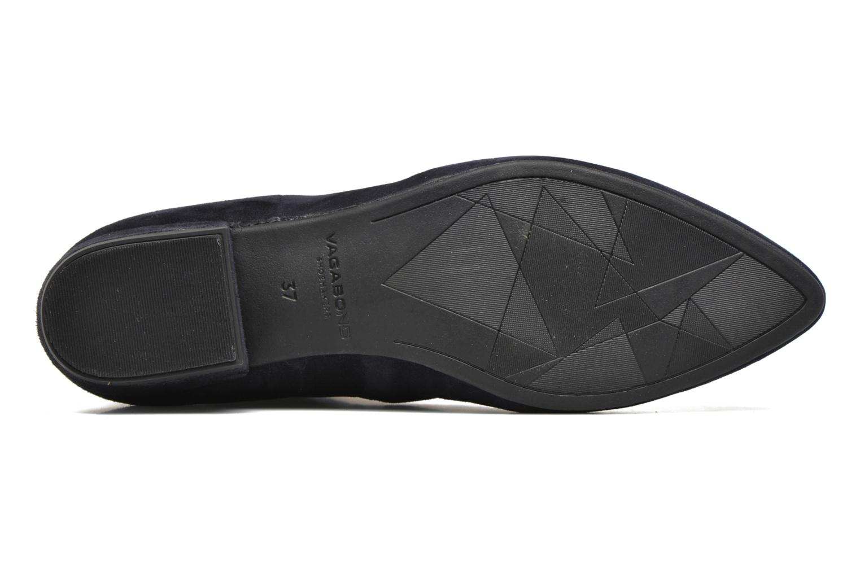 Botines  Vagabond Shoemakers SARAH 4206-140 Azul vista de arriba