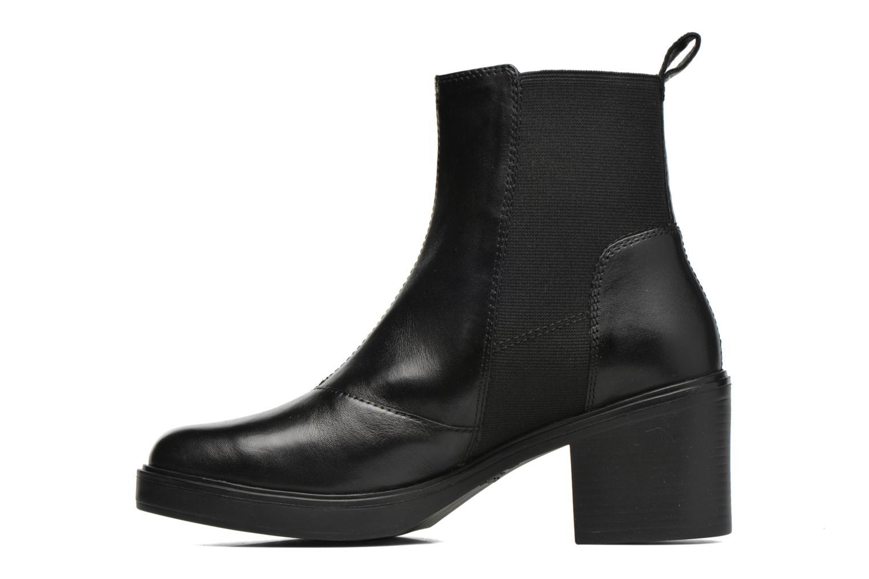 Ankle boots Vagabond Shoemakers TILDA 4216-201 Black front view