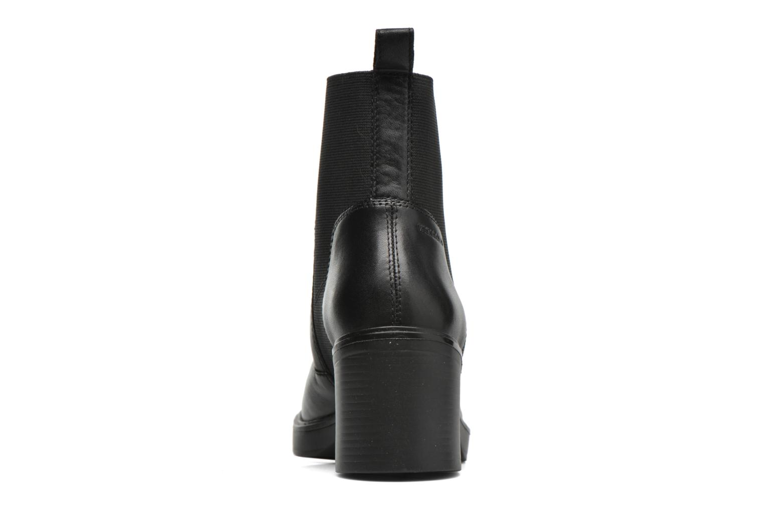 Ankle boots Vagabond Shoemakers TILDA 4216-201 Black view from the right