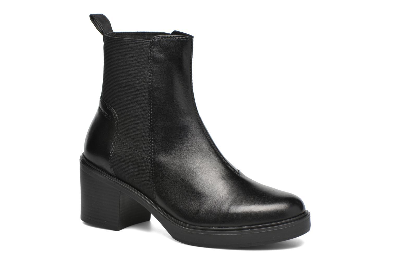 Ankle boots Vagabond Shoemakers TILDA 4216-201 Black detailed view/ Pair view