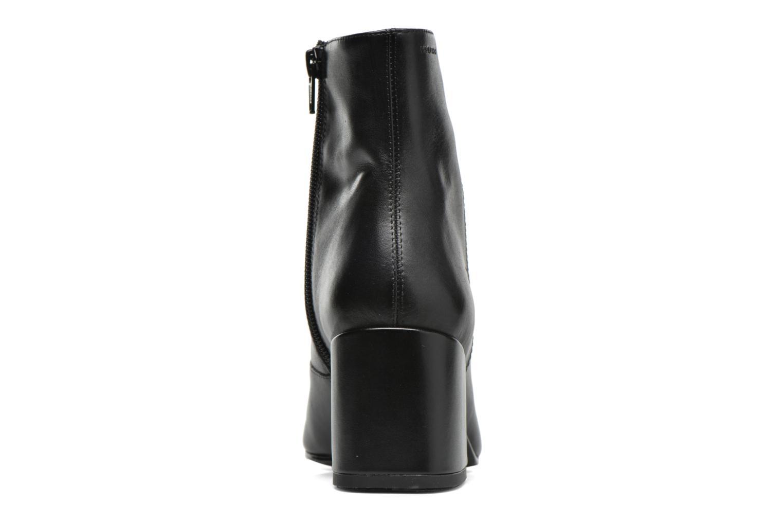 Bottines et boots Vagabond OLIVIA 4217-001 Noir vue droite