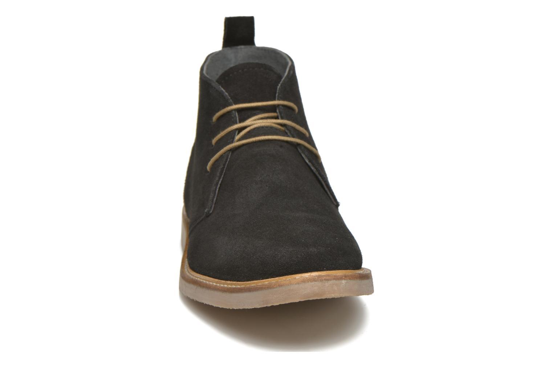 Stiefeletten & Boots Kickers Tyl schwarz schuhe getragen