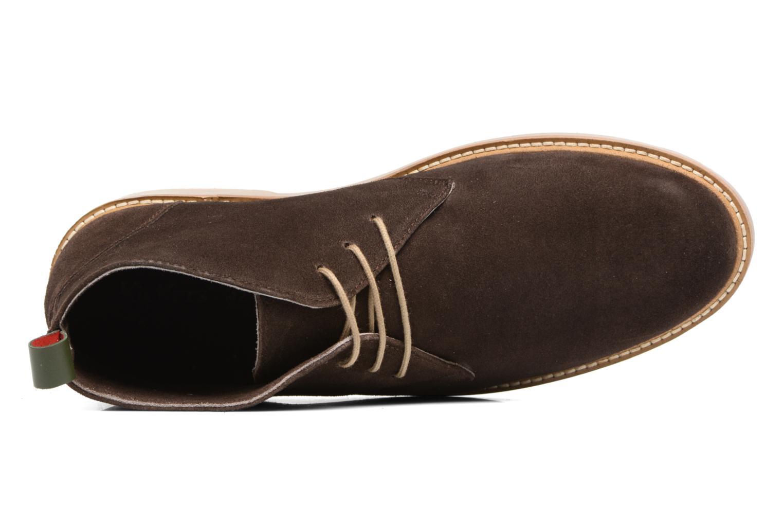 Bottines et boots Kickers Tyl Marron vue gauche