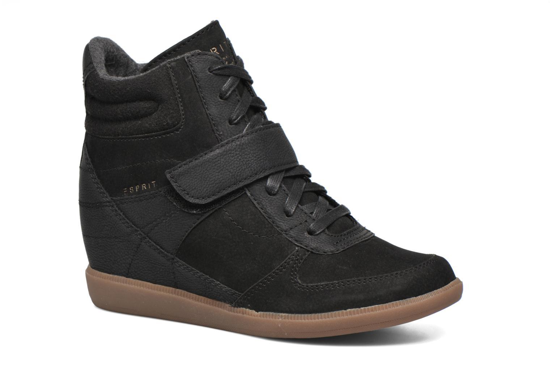 Grandes Strap descuentos últimos zapatos Esprit Blomma Strap Grandes (Negro) - Deportivas Descuento f4ead0