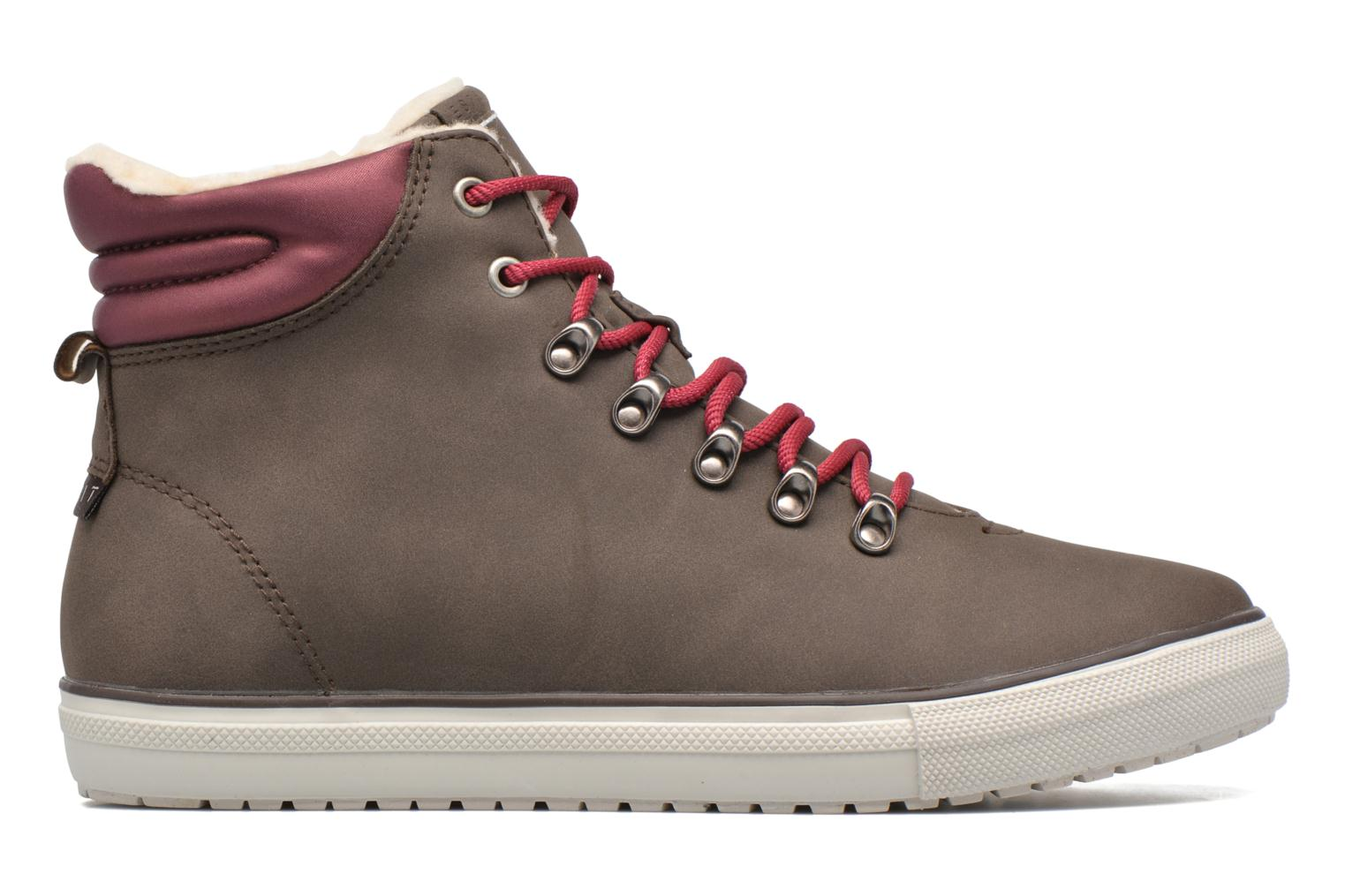 Trainers Esprit Mika Bootie Brown back view