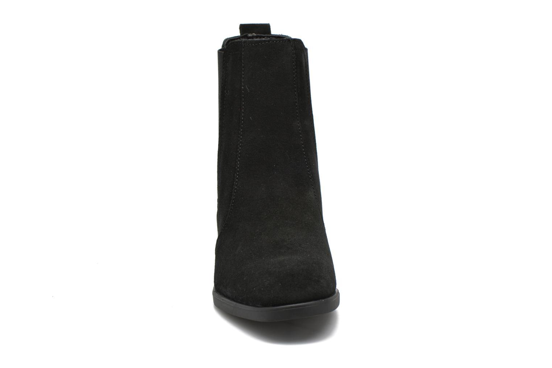 Stiefeletten & Boots Esprit Laurie Bootie schwarz schuhe getragen