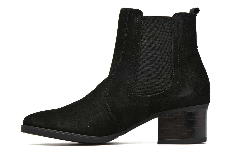Stiefeletten & Boots Esprit Laurie Bootie schwarz ansicht von vorne