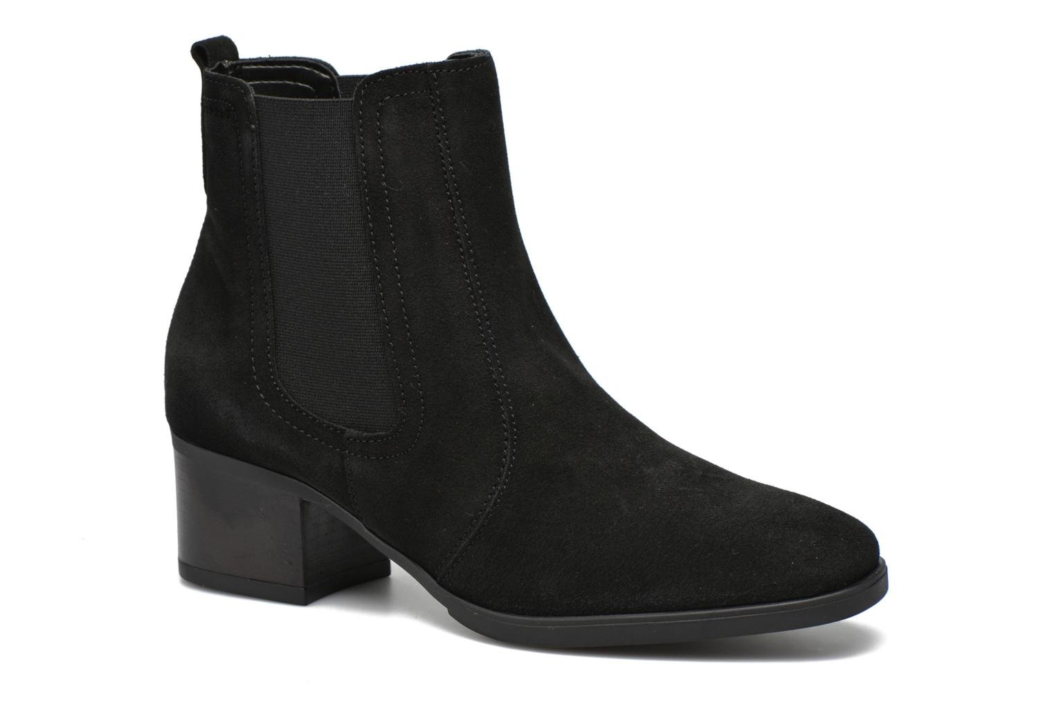 Ankle boots Esprit Laurie Bootie Black detailed view/ Pair view