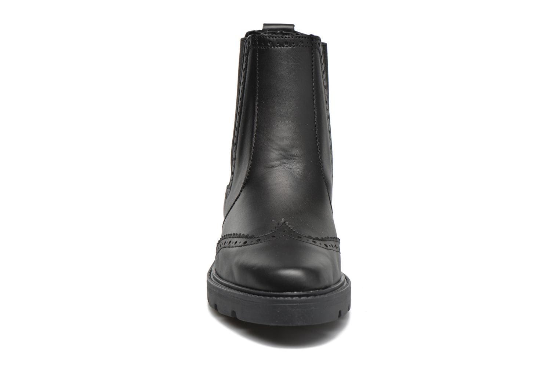 Stiefeletten & Boots Esprit Josette Bootie schwarz schuhe getragen