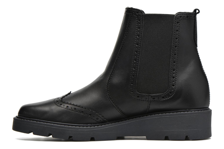 Stiefeletten & Boots Esprit Josette Bootie schwarz ansicht von vorne