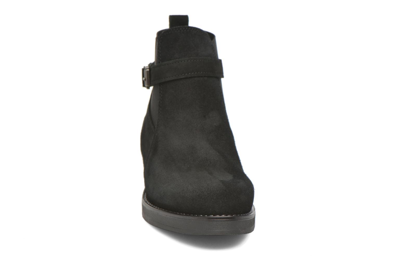 Stiefeletten & Boots Esprit Saira Bootie schwarz schuhe getragen