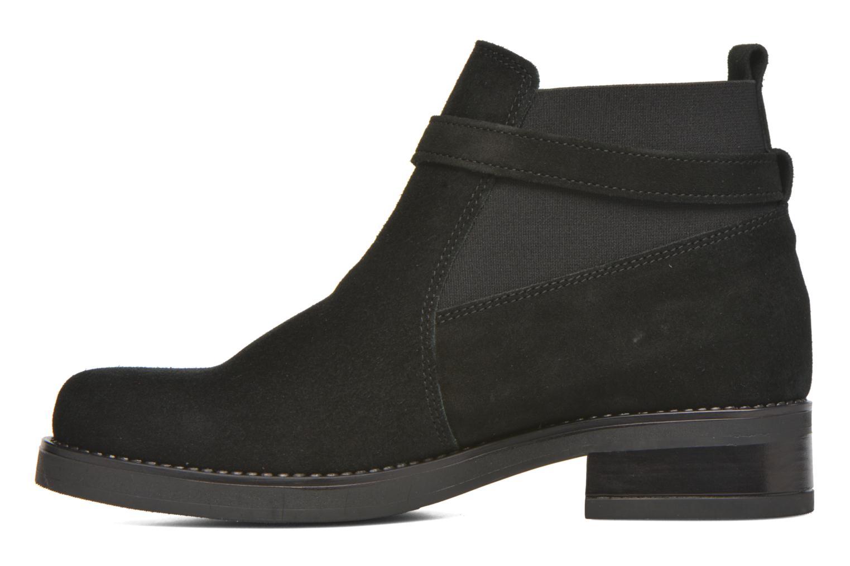 Stiefeletten & Boots Esprit Saira Bootie schwarz ansicht von vorne