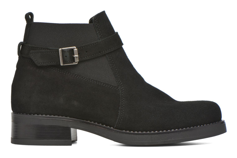 Stiefeletten & Boots Esprit Saira Bootie schwarz ansicht von hinten