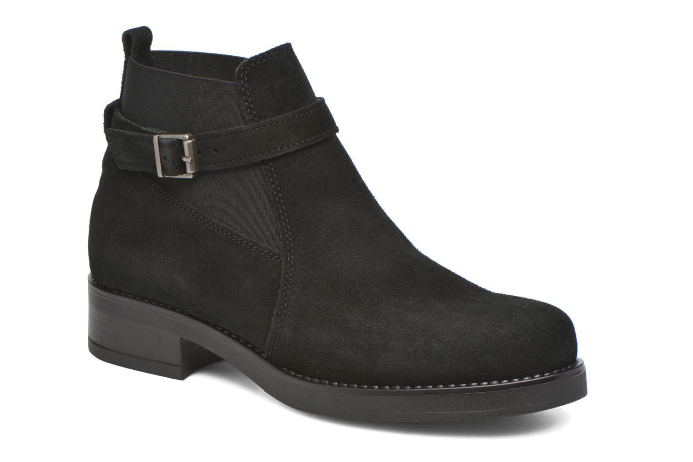 Bottines et boots Esprit Saira Bootie Noir vue détail/paire