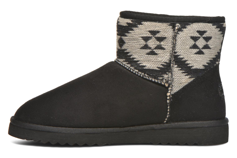 Bottines et boots Esprit Uma Ethno Noir vue face