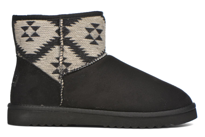 Bottines et boots Esprit Uma Ethno Noir vue derrière