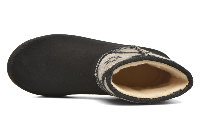 Bottines et boots Esprit Uma Ethno Noir vue gauche