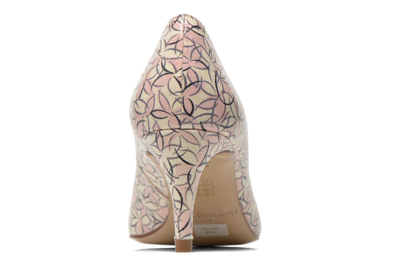 Zapatos de tacón L.K. Bennett Florida Multicolor vista lateral derecha