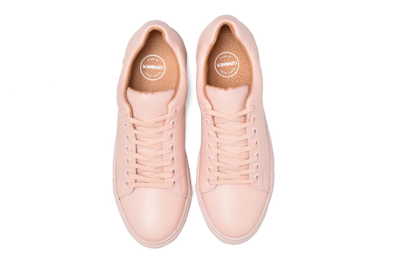 Sneaker Made by SARENZA Sugar Shoegar #8 rosa schuhe getragen