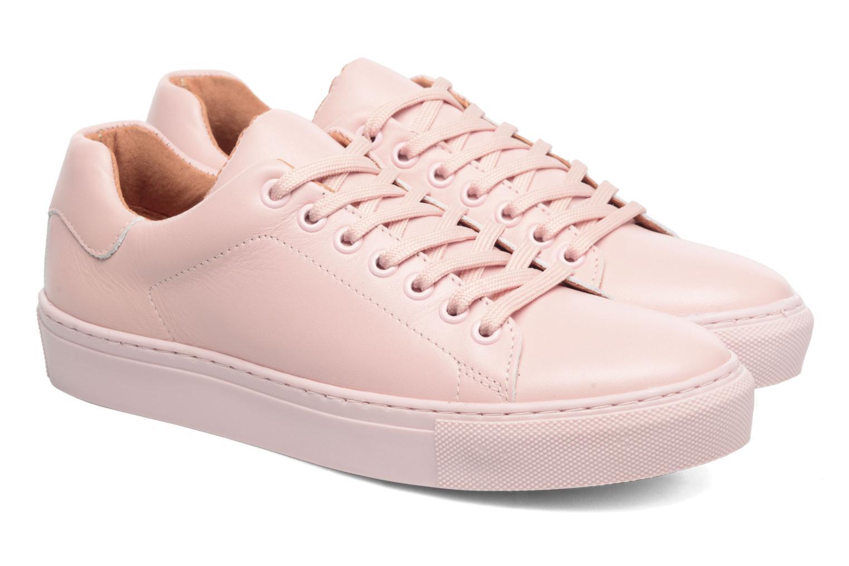 Sneaker Made by SARENZA Sugar Shoegar #8 rosa ansicht von hinten