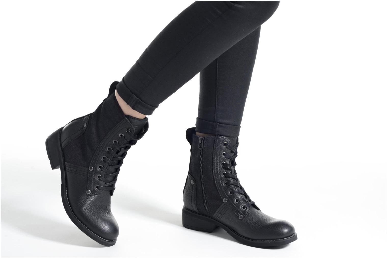 Bottines et boots G-Star Labour boot W Noir vue bas / vue portée sac