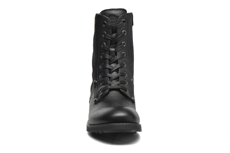 Bottines et boots G-Star Labour boot W Noir vue portées chaussures