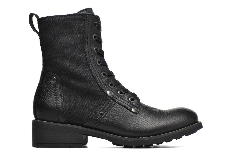 Bottines et boots G-Star Labour boot W Noir vue derrière